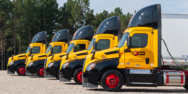 Estes Ranked Fourth Largest LTL Carrier